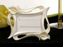 Calla Lily Place Card / Photo Holder